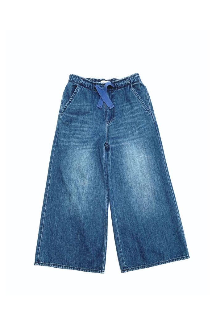 Longlivethequeen Denim Trousers blue denim_1