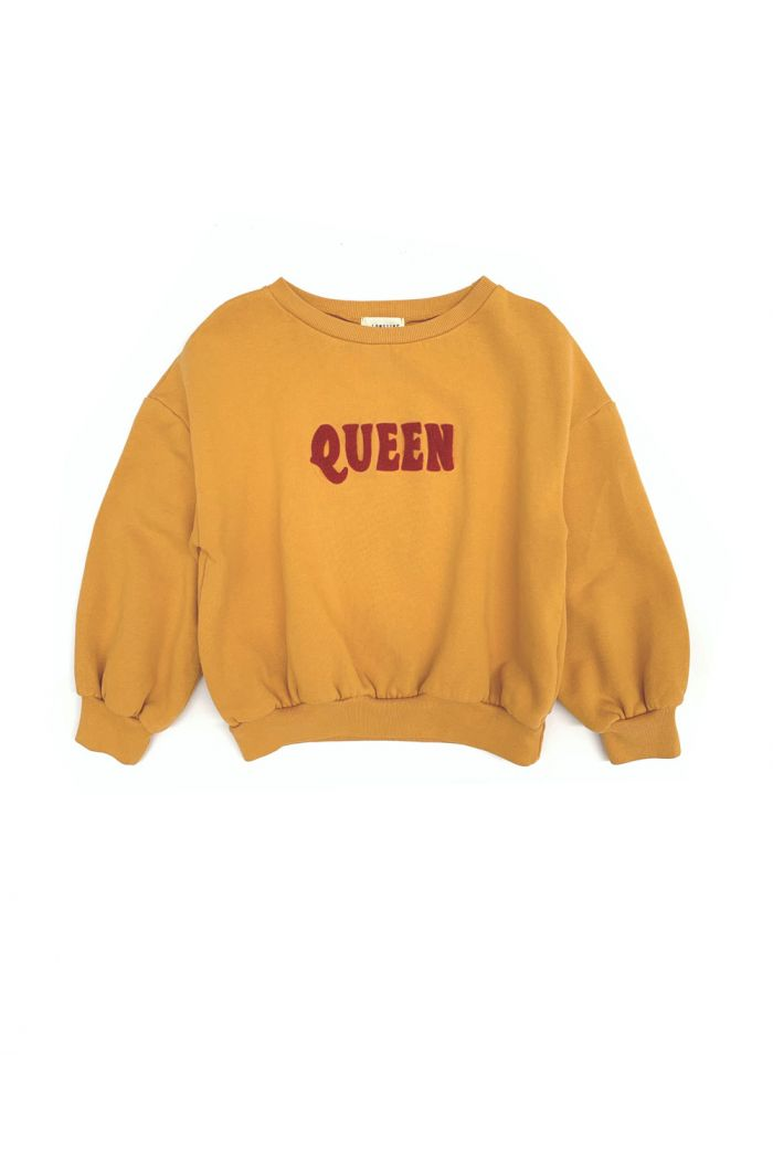Longlivethequeen Sweater goldenyellow_1