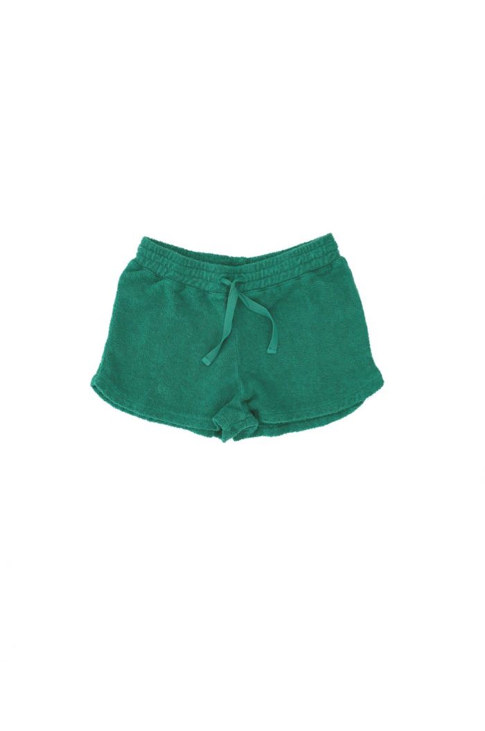 Longlivethequeen Shorts Green_1