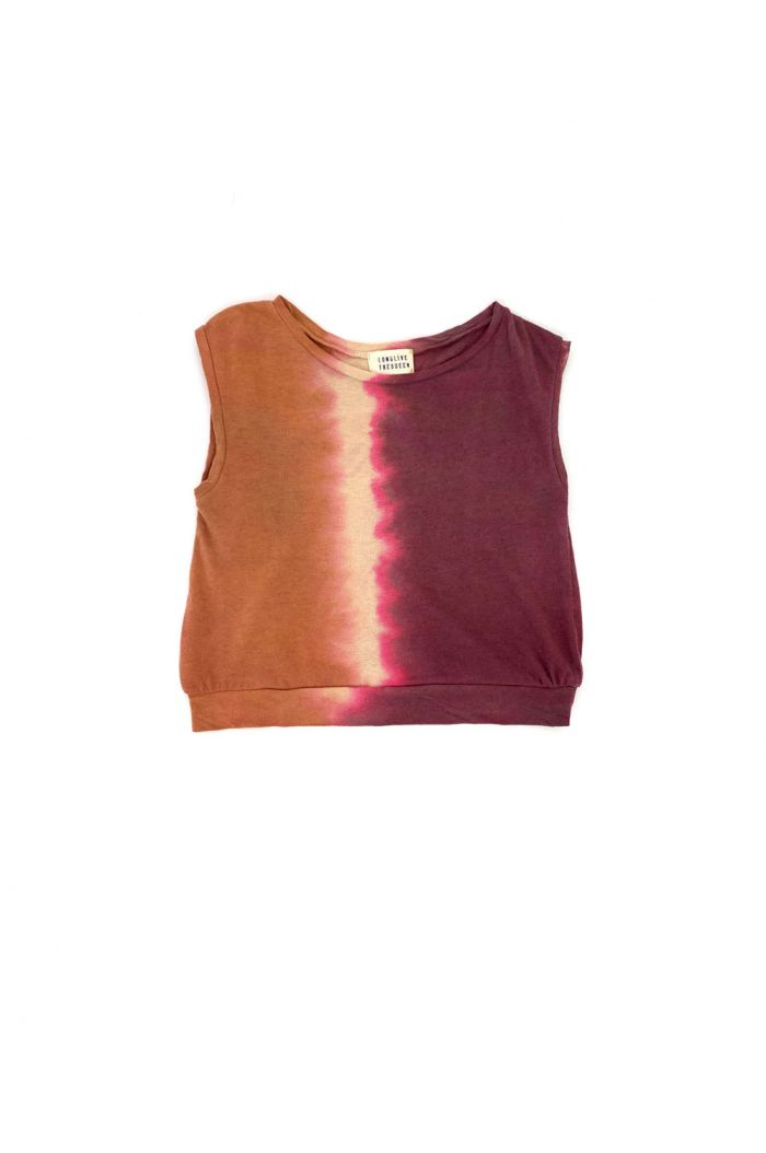 Longlivethequeen Sleeveless Tee Canyon Tie And Dye_1