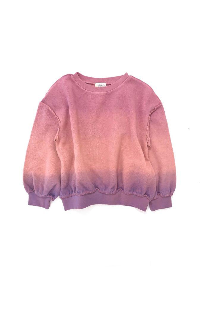 Longlivethequeen Sweater Purple Pink_1