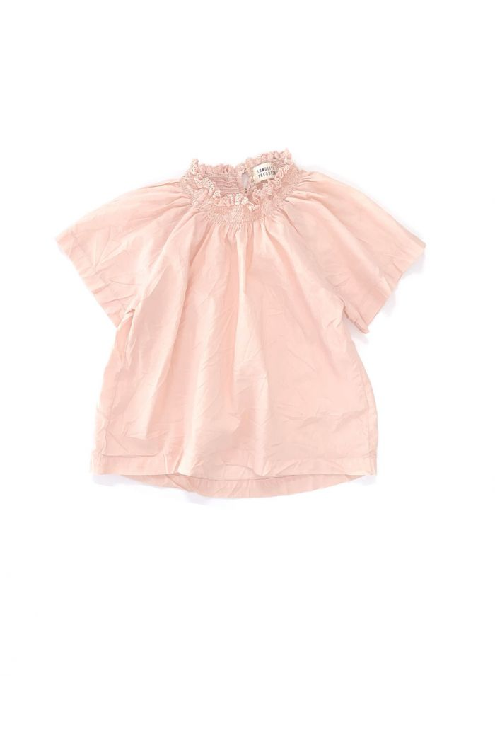 Longlivethequeen Smock Blouse Blush_1