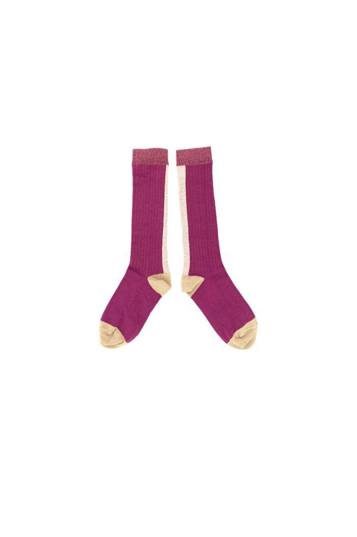 Longlivethequeen Kneesocks Purple_1