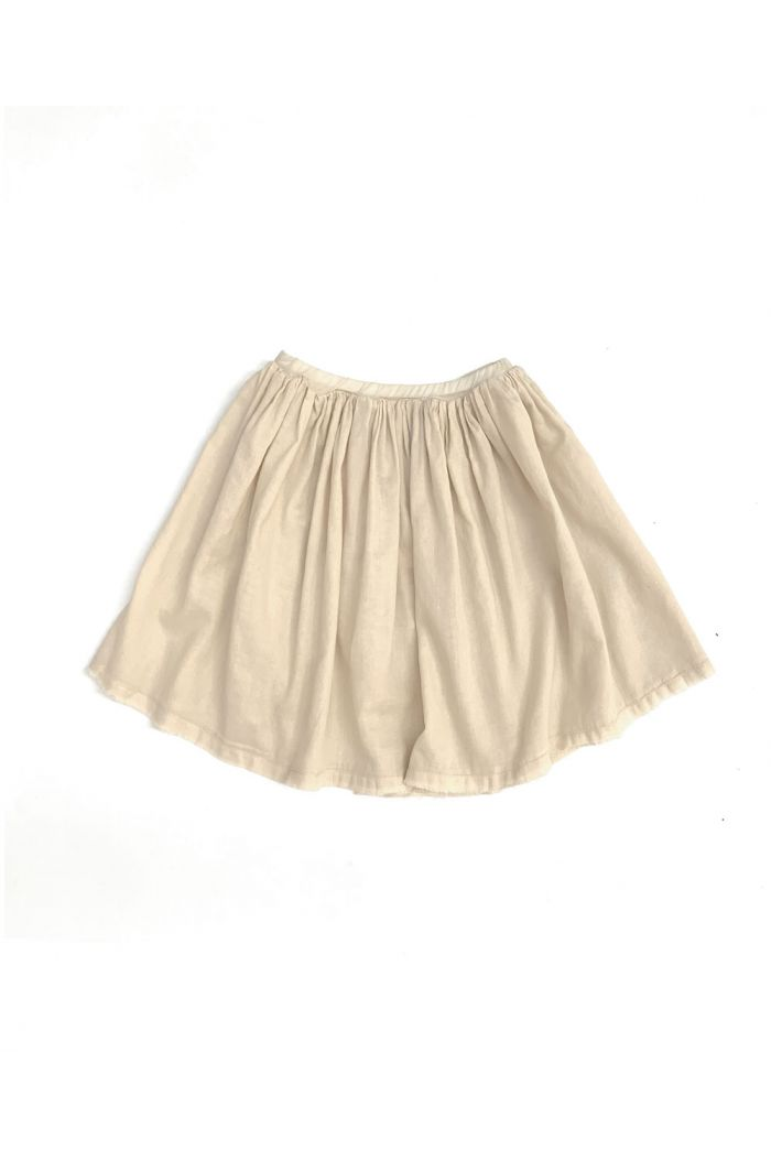 Longlivethequeen Voile Skirt Almost Pink