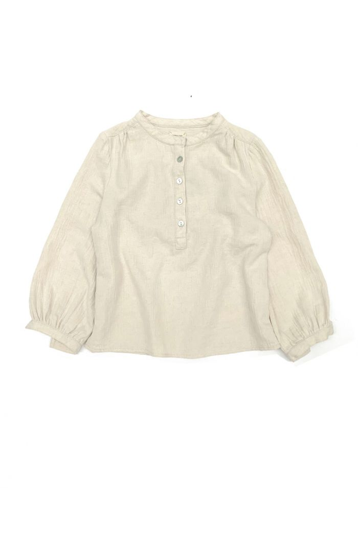 Longlivethequeen Blouse Sand
