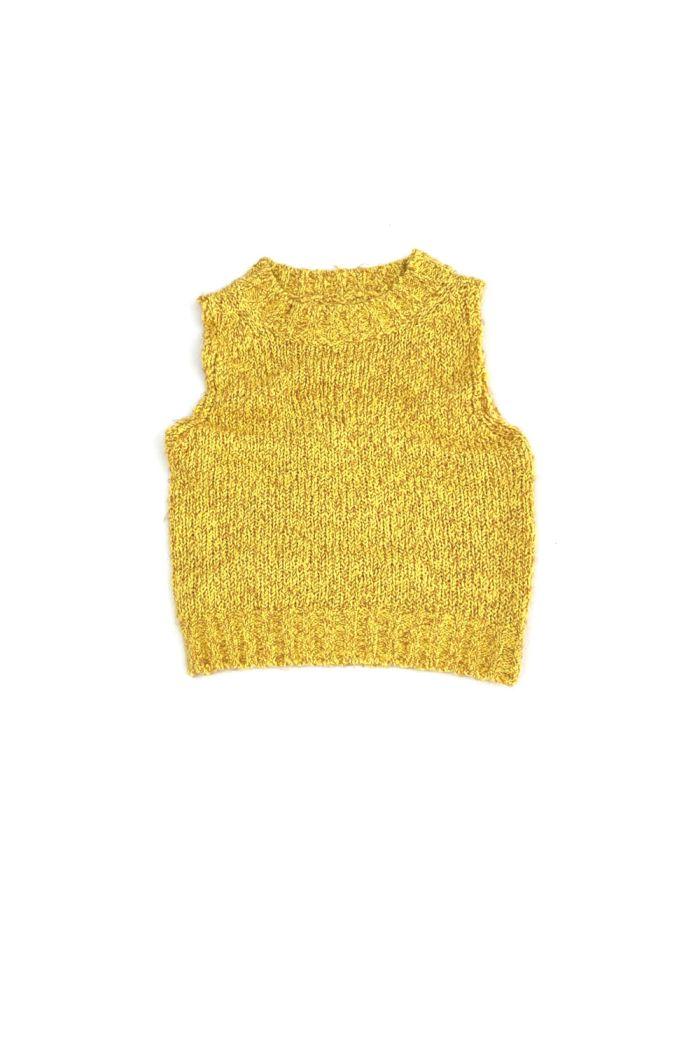 Longlivethequeen Rough Spencer Yellow Twist