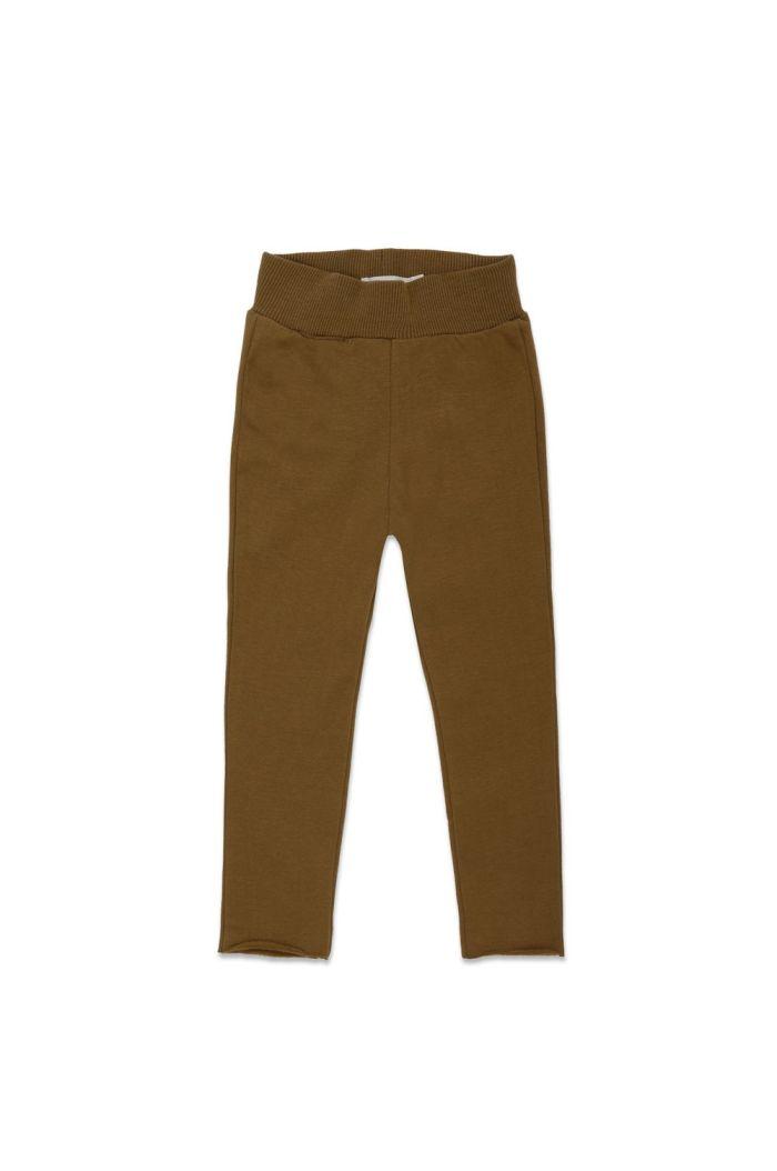 Phil&Phae Slim pants Bronze Olive_1