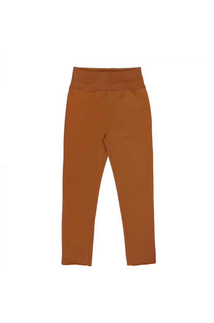 Phil&Phae Slim pants Gingerbread_1