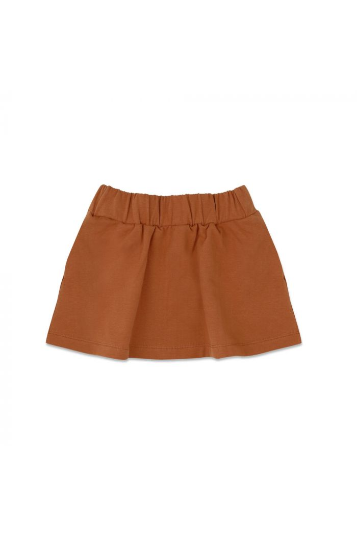 Phil&Phae Classic skirt Gingerbread_1