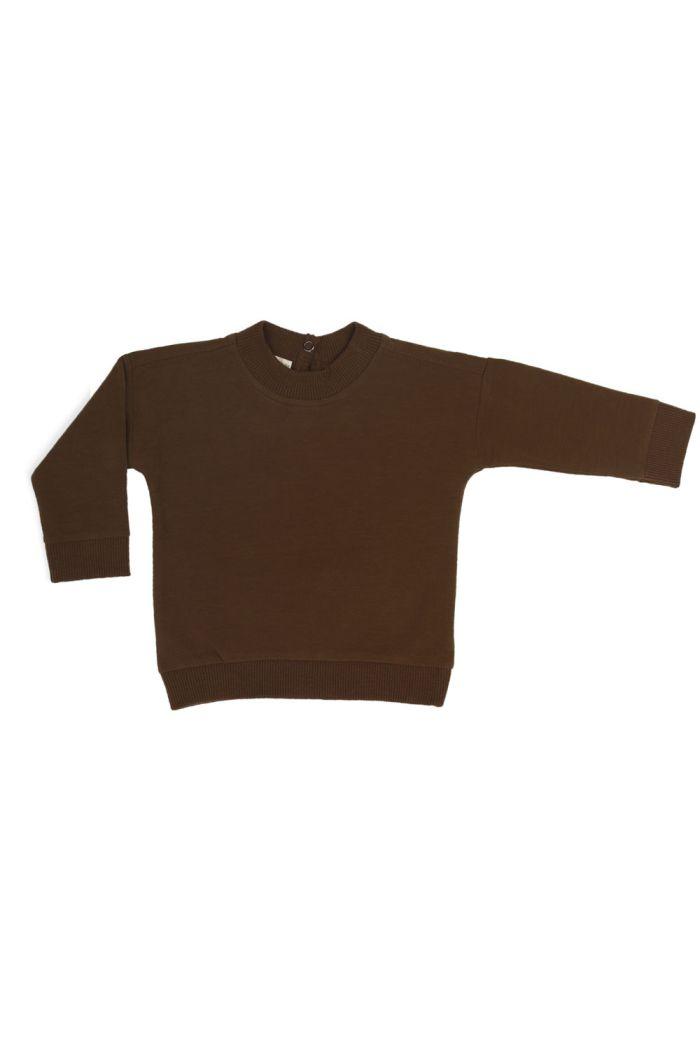 Phil&Phae Baby sweater moss_1