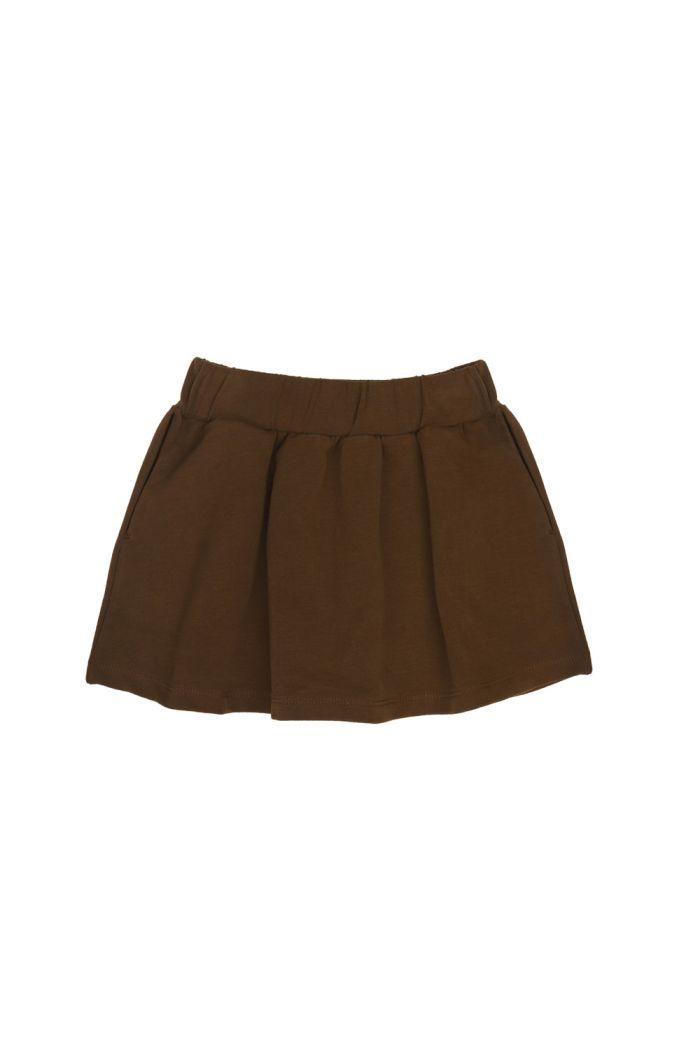 Phil&Phae Classic skirt moss_1