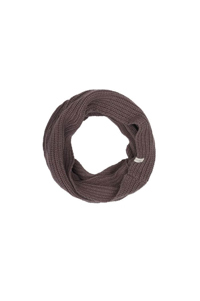 Phil&Phae Cashmere-blend infinity scarf dried lavender_1