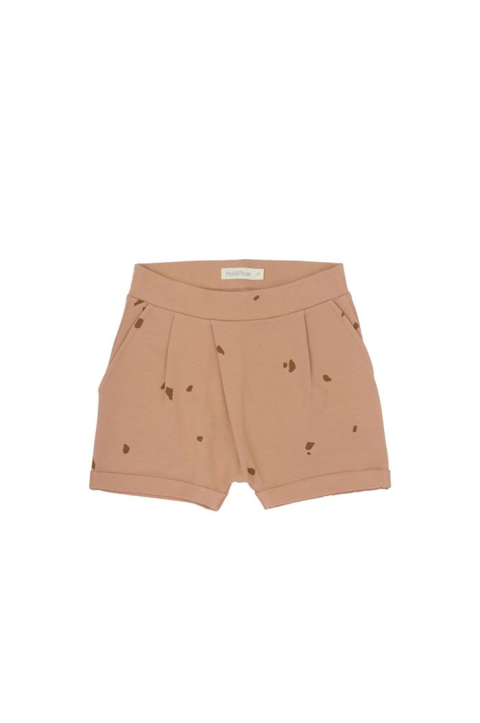 Phil&Phae Fold-over shorts stones warm biscuit_1