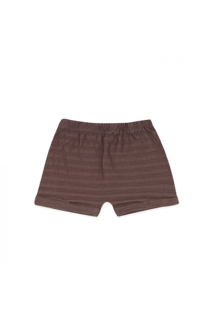 Phil&Phae Summer shorts tonal stripe heather_1