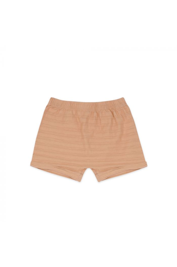Phil&Phae Summer shorts tonal stripe peach dust_1