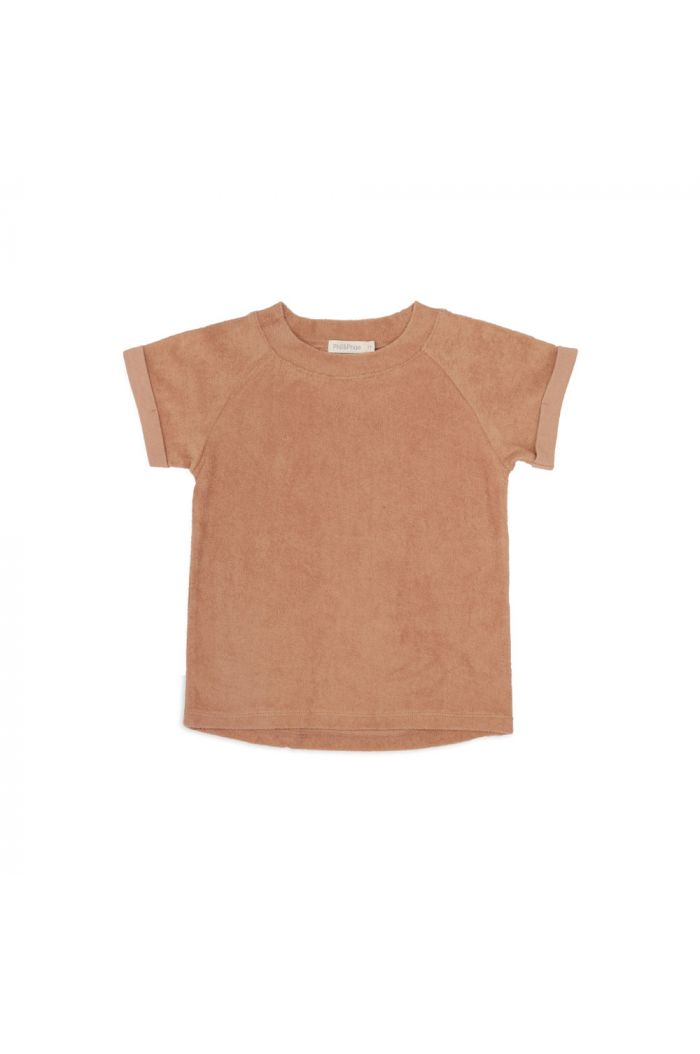 Phil&Phae Frotté raglan top warm biscuit_1