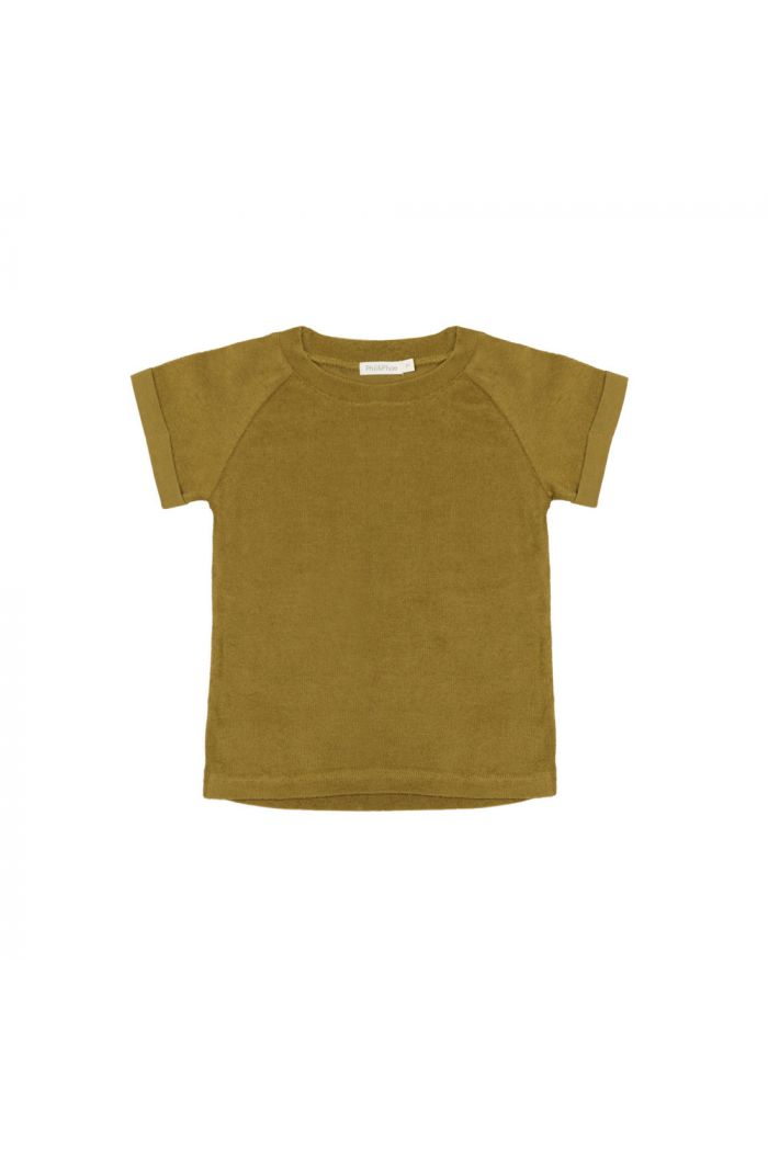 Phil&Phae Frotté raglan top pear_1