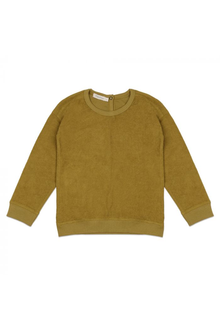 Phil&Phae Frotté sweater pear_1