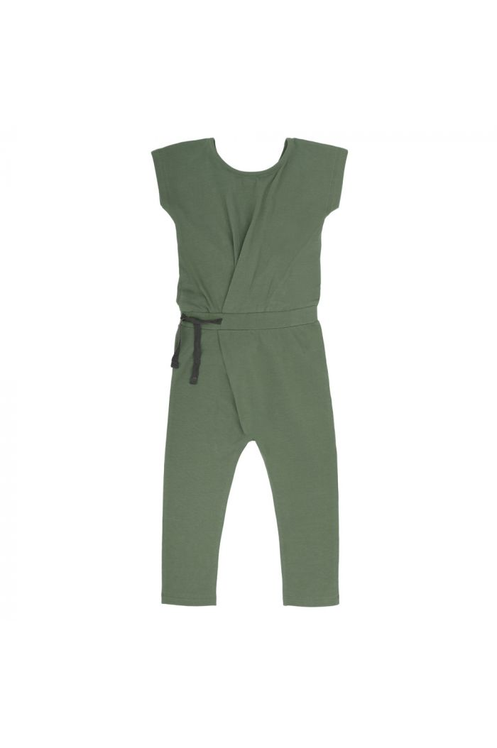 Phil&Phae Fold-over jumpsuit Sage_1