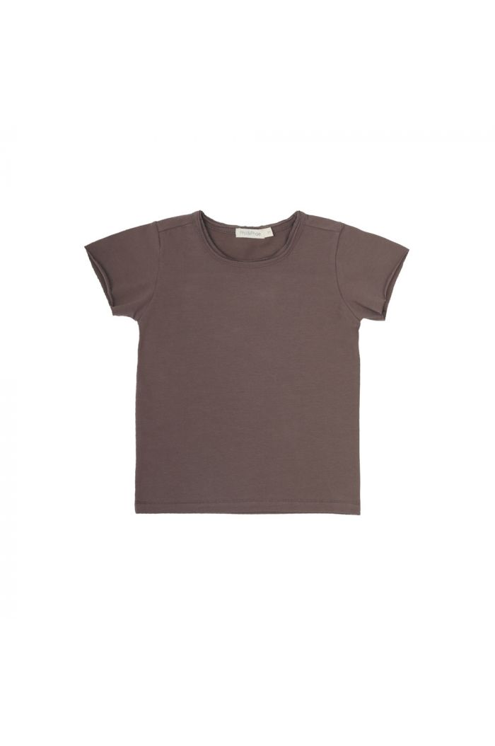 Phil&Phae Summer tee shortsleeve heather_1