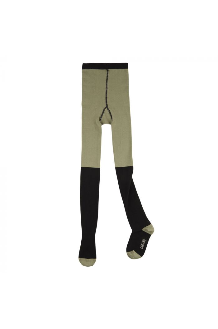 CarlijnQ tights Green / black