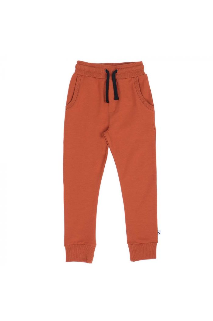CarlijnQ Basics - sweatpants Cinnamon