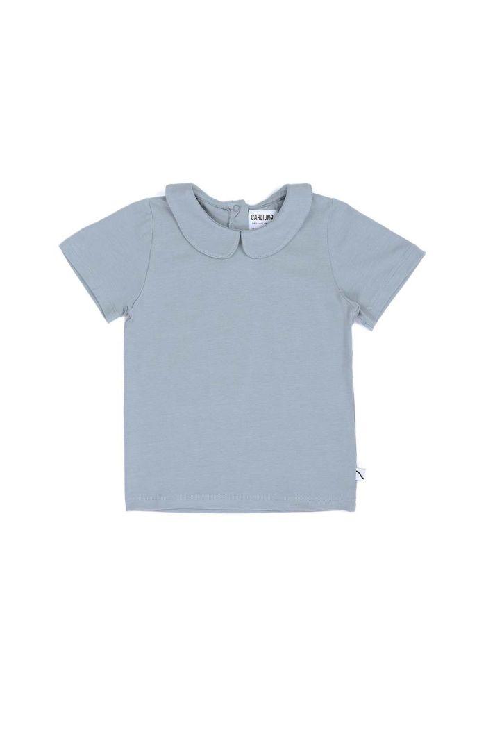 CarlijnQ Basics - t-shirt collar Arona