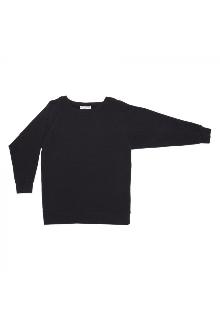 Mingo Oversized Sweater Black