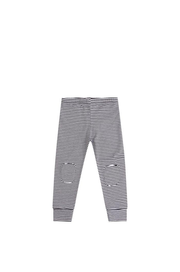 Mingo Legging Jersey Stripes