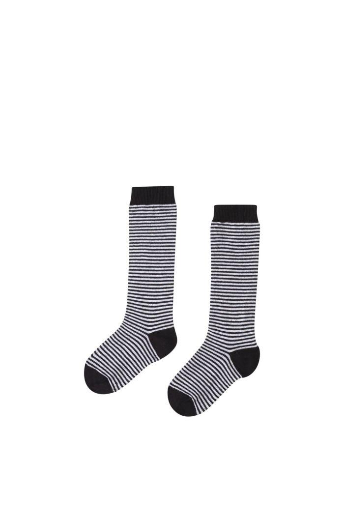 Mingo Knee socks Stripes