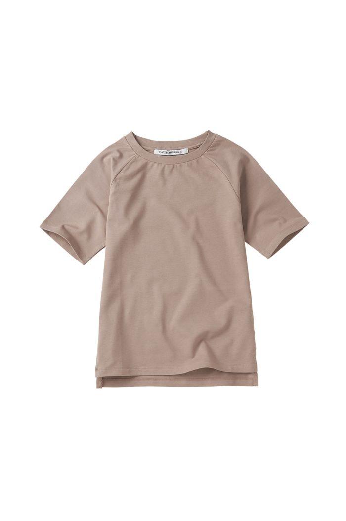 Mingo T-shirt Jersey Fawn