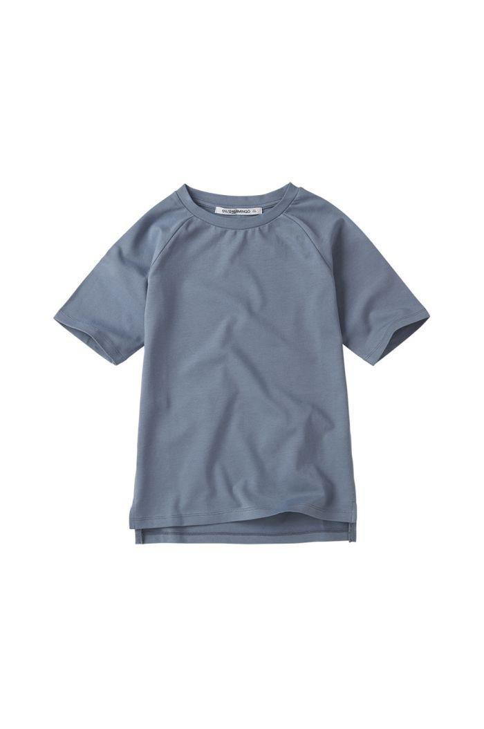 Mingo T-shirt Jersey Stone