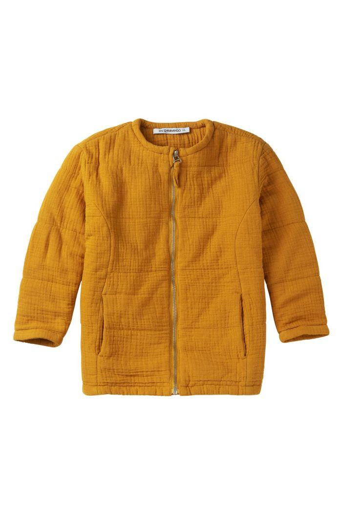 Mingo Jacket Mouslin Spruce Yellow