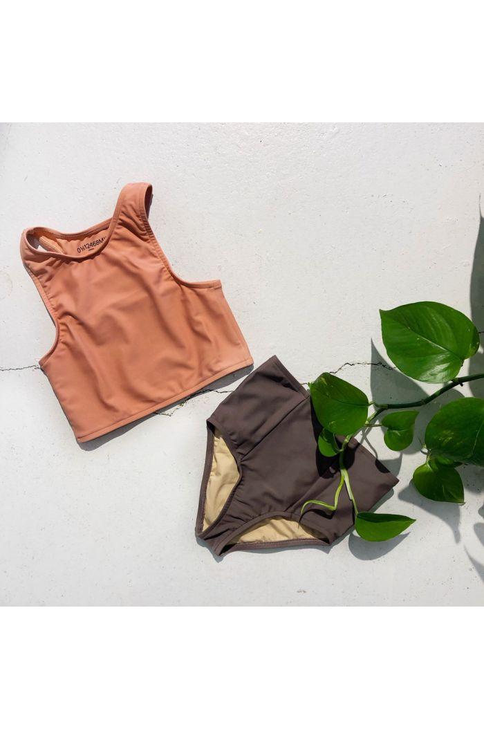 Mingo Bikini Retro Antler/Pink