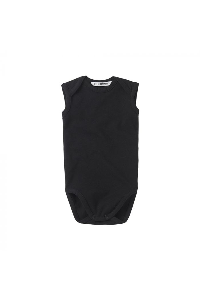 Mingo Bodysuit Sleeveless Black