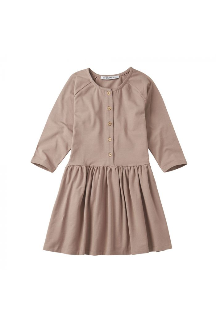 Mingo Dress Jersey Fawn