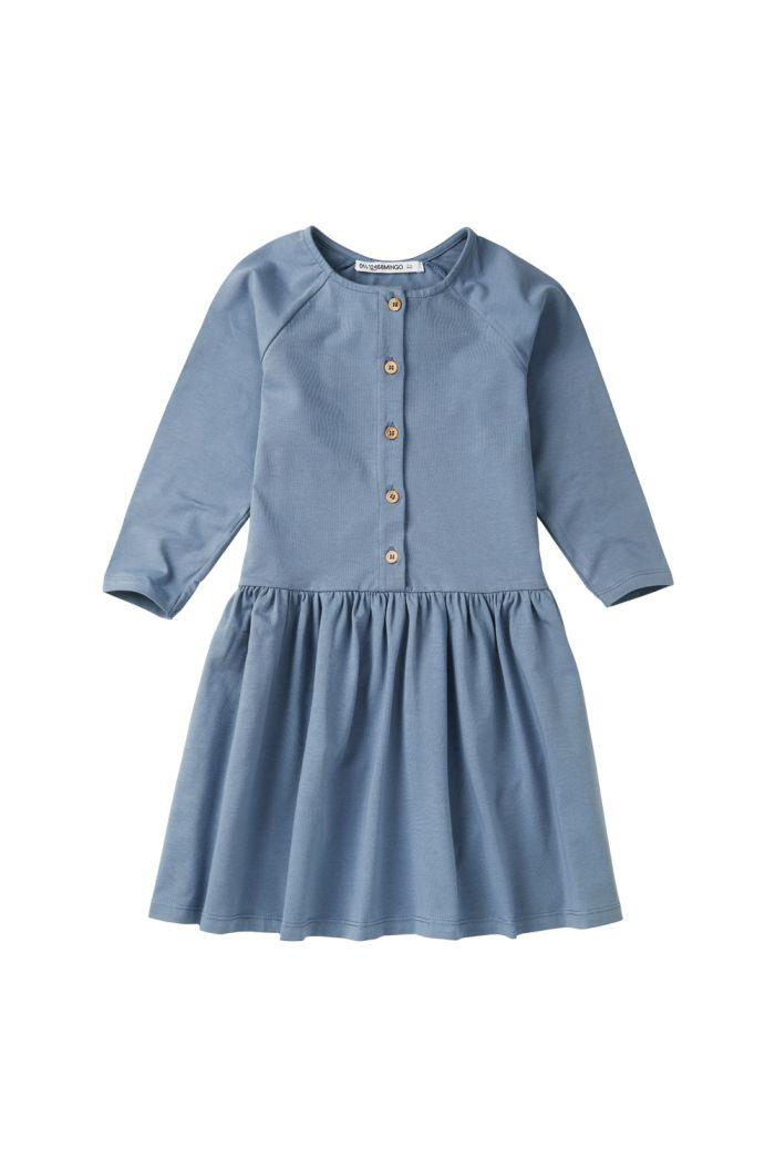 Mingo Dress Jersey Stone