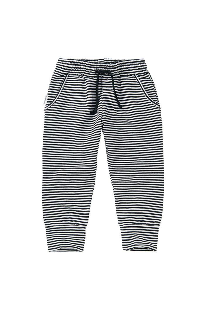 Mingo Slim Fit Jogger Stripes_1
