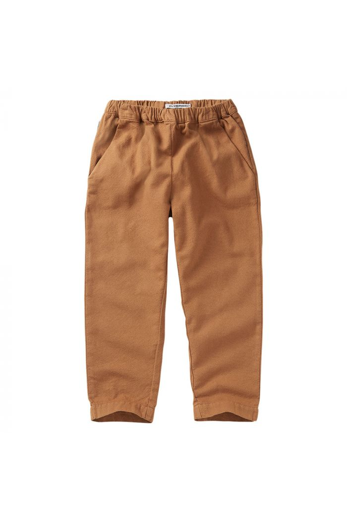 Mingo Tapered Trouser Caramel_1
