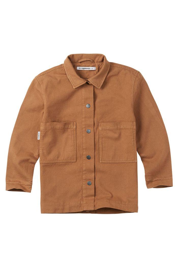 Mingo Jacket Caramel_1