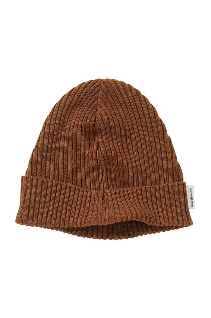 Mingo Soft Knit Beanie Pecan_1