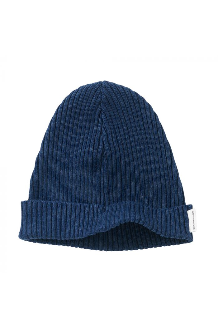 Mingo Soft Knit Beanie Midnight Blue_1