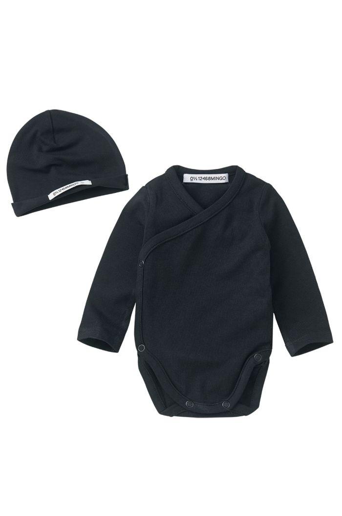 Mingo Newborn Set Black_1