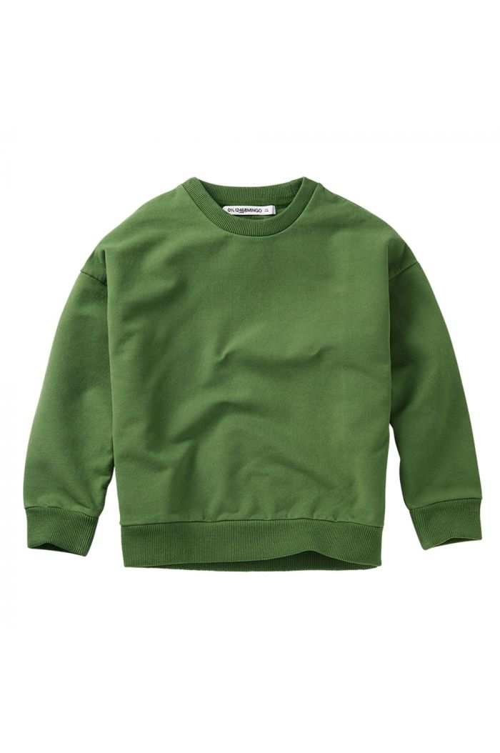 Mingo Sweater Moss Green_1