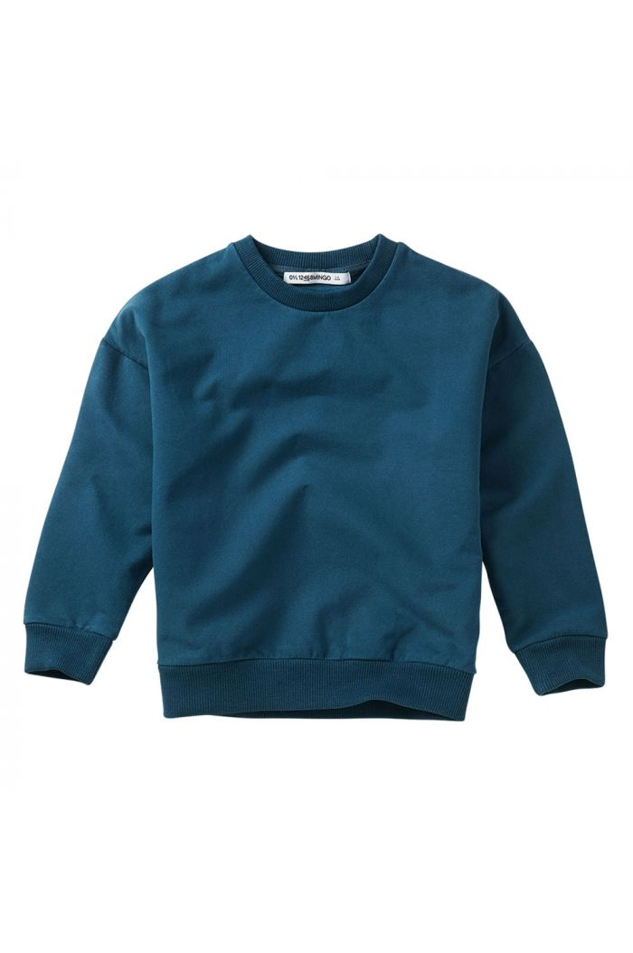 Mingo Sweater Teal Blue_1