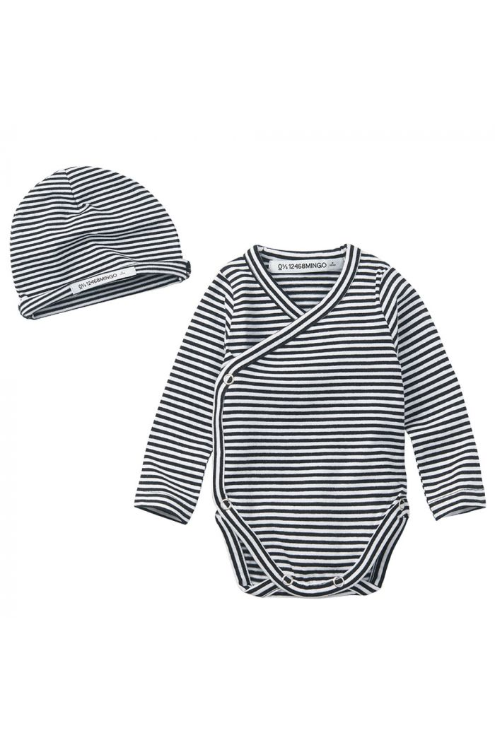 Mingo Newborn Set Stripes_1