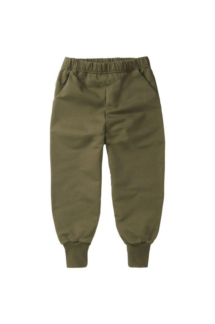 Mingo Sweat Pants Sage Green_1