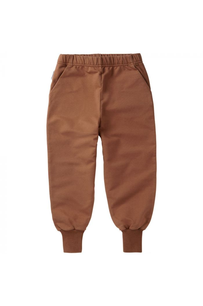 Mingo Sweat Pants Warm Earth_1