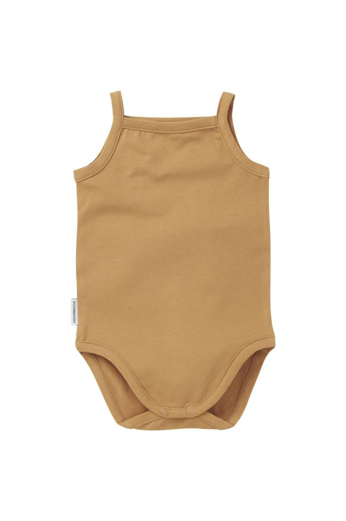 Mingo Singlet Bodysuit Light Ochre_1