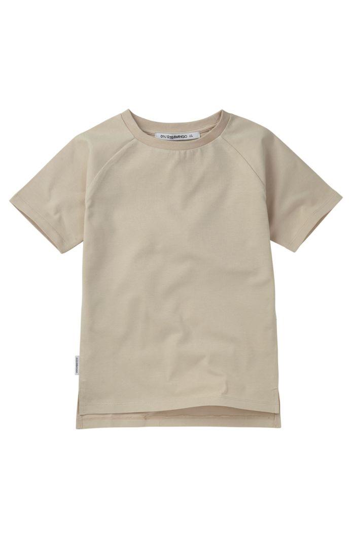 Mingo T-shirt Butter Cream_1